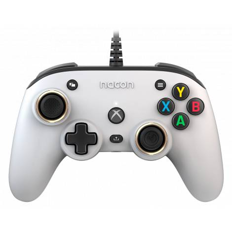 Nacon Pro Compact Controller White (Xbox Series X/S/Xbox One/PC)