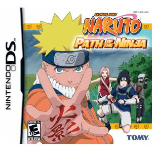 Naruto: Path Of The Ninja (NINTENDO DS)