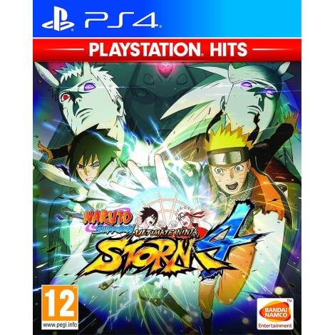 Naruto Shippuden: Ultimate Ninja Storm 4 - Hits (PS4)