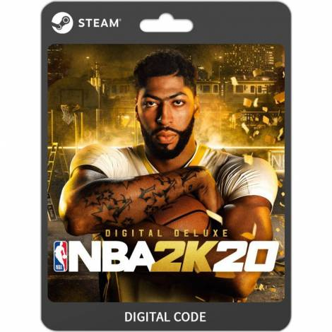 NBA 2K20 Deluxe  EDITION (STEAM CD KEY) (Κωδικός Μόνο) (PC)