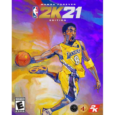 NBA 2k21- Mamba Forever Edition (Steam Cd-Key) (κωδικός μόνο) (PC)