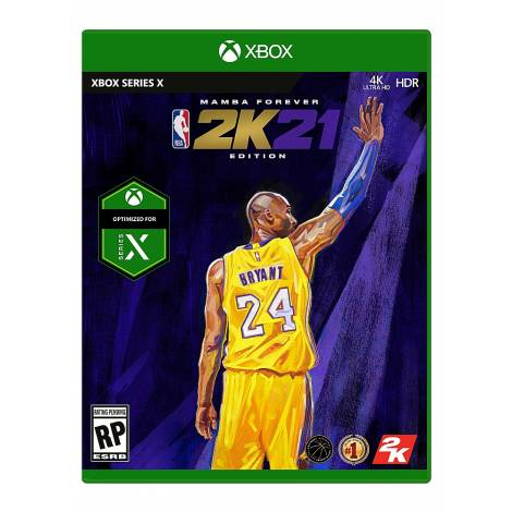 NBA 2K21 (GREEK) (Cd Key Only) (Xbox One) Mamba Forever Edition
