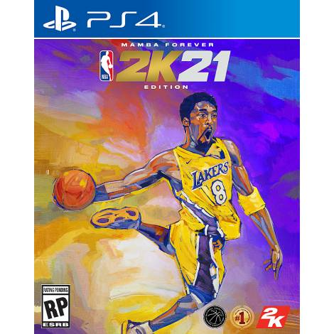 NBA 2K21 (GREEK) (Code in a Box) (PS4)	Mamba Forever Edition