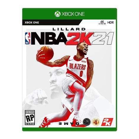 NBA 2K21 (GREEK) (Code in a Box) (Xbox One)