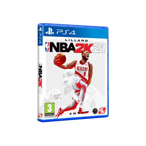 NBA 2K21 & Preorder Bonus (PS4)