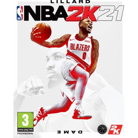 NBA 2K21 (GREEK) (Code in a Box) (PS4)