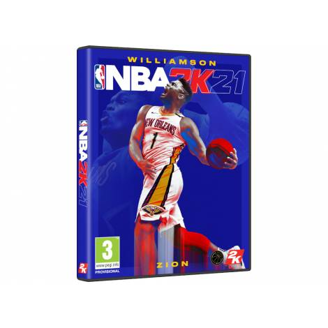 NBA 2K21 (GREEK) (PS5)