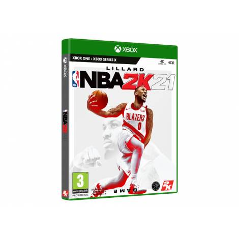 NBA 2K21 (Greek) (Xbox Series X)