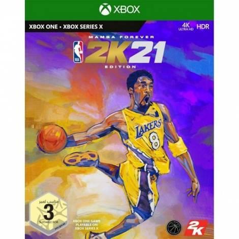 NBA 2K21 (Greek) (Xbox Series X) Mamba Forever Edition
