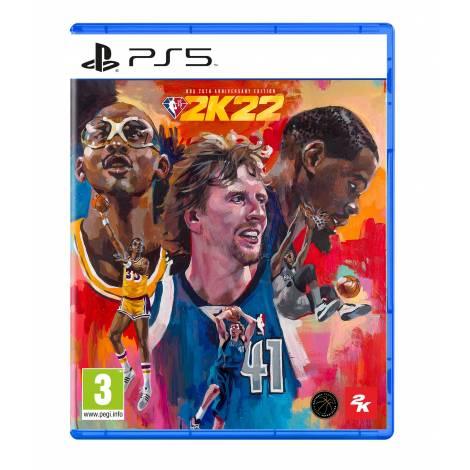 NBA 2K22 75th Anniversary Edition (PS5) (Pre-Order Bonus)