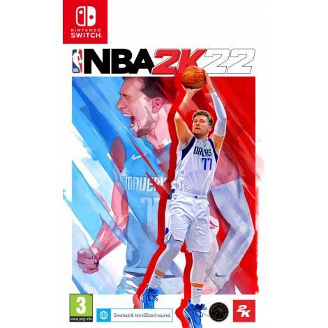 NBA 2K22 (Nintendo Switch) (Pre-Order Bonus)