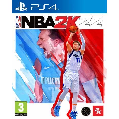 NBA 2K22 (PS4) (Pre-Order Bonus)