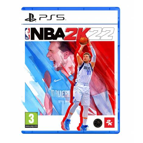 NBA 2K22 (PS5) (Pre-Order Bonus)