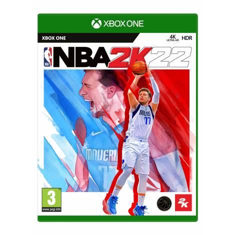 NBA 2K22 (Xbox One) (Pre-Order Bonus)