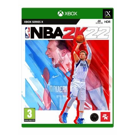 NBA 2K22 (Xbox Series X) (Pre-Order Bonus)