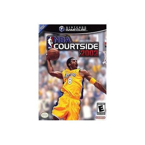 NBA Courtside 2002 (GAME CUBE)