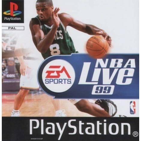 NBA LIVE 99 (Playstation) (CD Μονο)