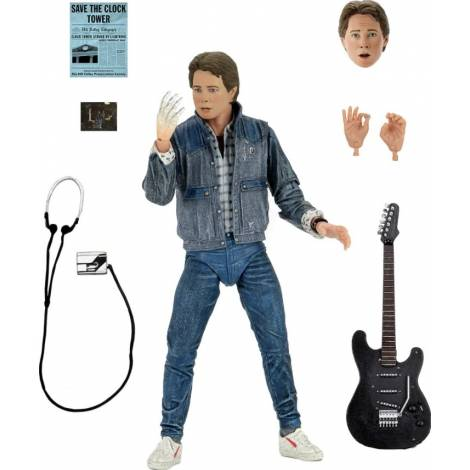 NECA Back to the Future: Ultimate Marty McFly ''Audition'' Action Figure 18cm (NEC53615)