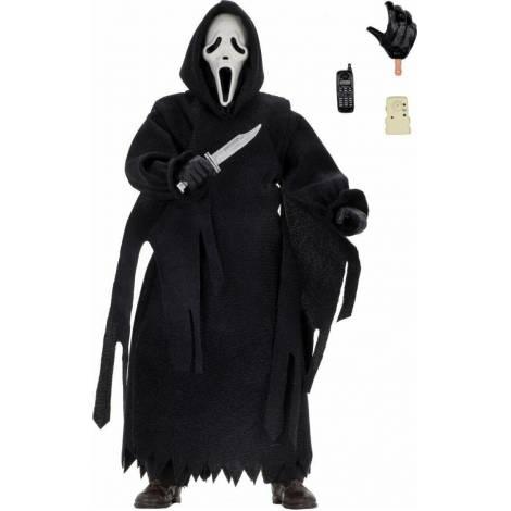 Neca Scream: Ghost Face Clothed Action Figure 20 cm (NEC41373)