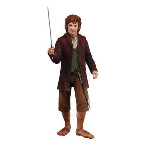NECA NECA46846 Hobbit Bilbo Baggins 1/4 Scale Figure