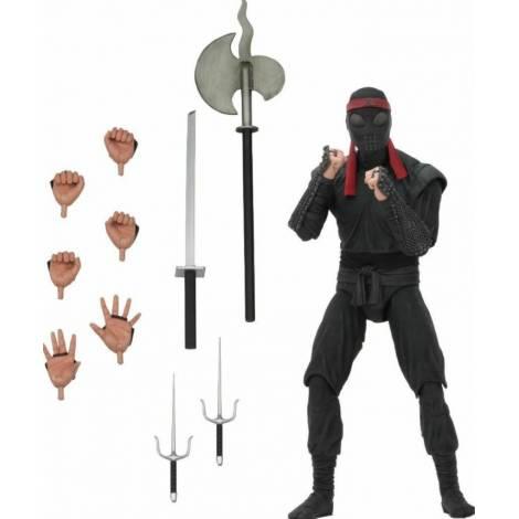 NECA Teenage Mutant Ninja Turtles: Foot Soldier (Bladed Weaponry) Action Figure 18cm (NEC54111)