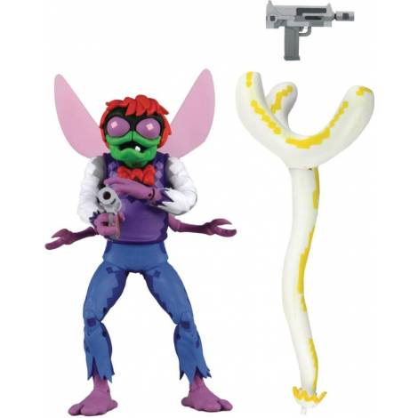 NECA Teenage Mutant Ninja Turtles: Baxter Stockman Action FIgure 18cm (NEC54175)