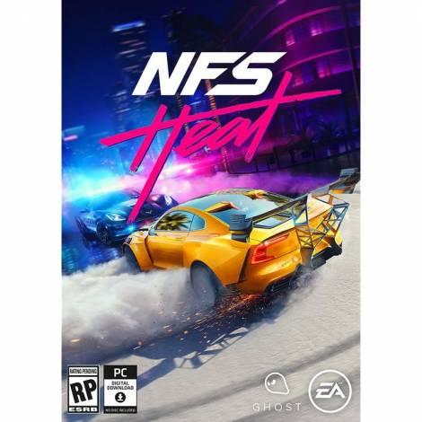 Need For Speed : Heat - CdKey Only - κωδικός μόνο (PC)
