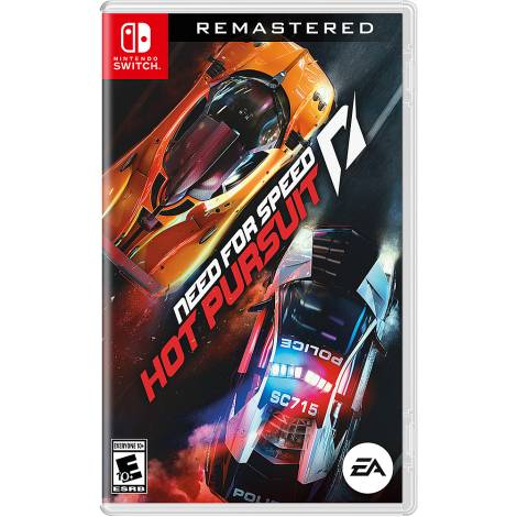 Need For Speed : Hot Pursuit  Remastered (Nintendo Switch)