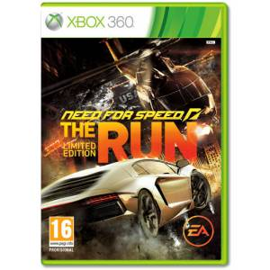 Need for Speed: The Run Limited Edition (XBOX 360)