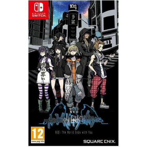 Neo : The World Ends With You (NINTENDO SWITCH)