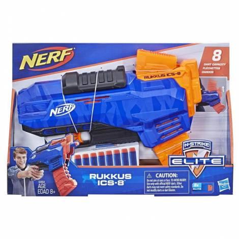 Hasbro Nerf N Strike - Elite Rukkus ICS-8 (HASBE2654)