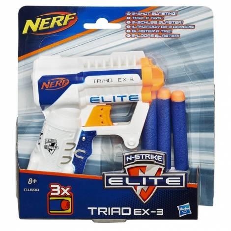 Hasbro Nerf N-Strike Elite Triad EX-3 (HASBA169)