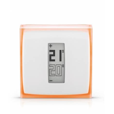 Netatmo smart thermostat, works with Amazon Alexa  Εγγύηση Ελληνικής Αντιπροσωπείας