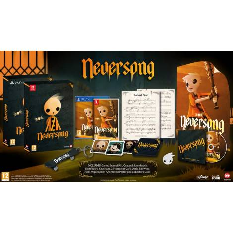 Neversong Collector's Edition (NINTENDO SWITCH)