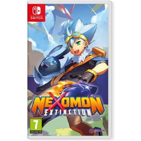 Nexomon Extinction  (Nintendo Switch)