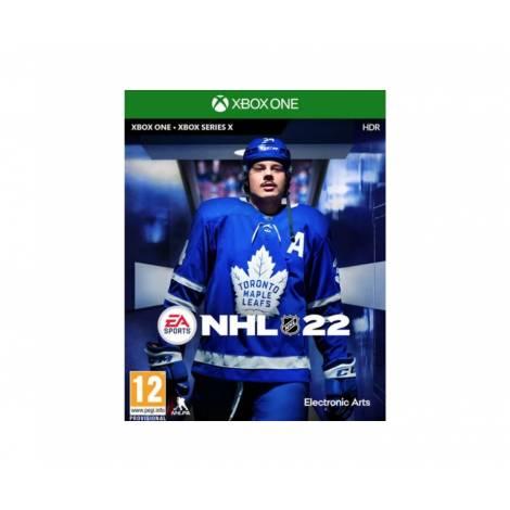 NHL 22 (Xbox One/Series X)