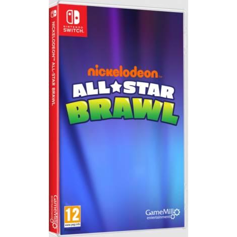 NICKELODEON: ALL STAR BRAWL (Nintendo Switch)
