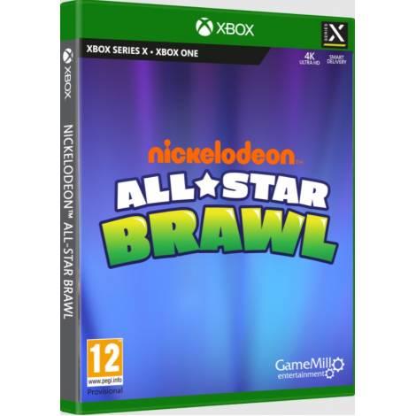 NICKELODEON: ALL STAR BRAWL (Xbox One/Series X|S)