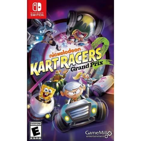 Nickelodeon Kart Racers 2 Grand Prix (Nintendo Switch)