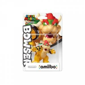 Nintendo Amiibo Super Mario Collection - Bowser