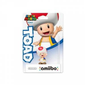 Nintendo Amiibo Super Mario Collection - Toad
