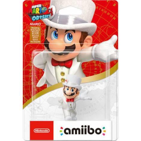 Nintendo Amiibo Super Mario - Mario (Wedding Outfit)