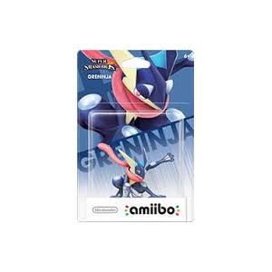 Nintendo Amiibo Super Smash Bros. - Greninja 036