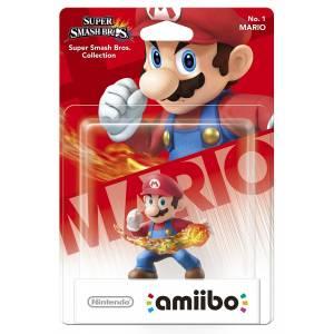 Nintendo amiibo Super Smash Bros. - Mario 1