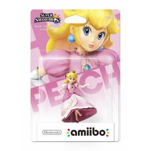 Nintendo Amiibo Super Smash Bros . - Peach 2