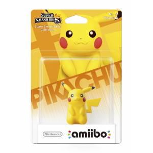 Nintendo amiibo Super Smash Bros. - Pikachu 10 (Wii U)