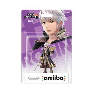 Nintendo amiibo Super Smash Bros.  Robin 030