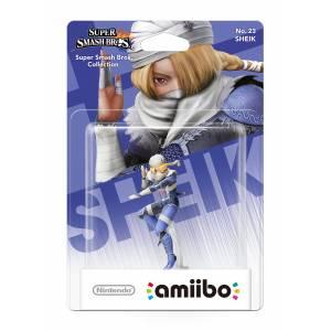 Nintendo amiibo Super Smash Bros. - Sheik #23