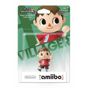 Nintendo amiibo Super Smash Bros. - Villager 9