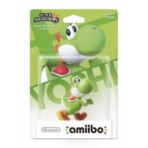 Nintendo amiibo Super Smash Bros. - Yoshi 3